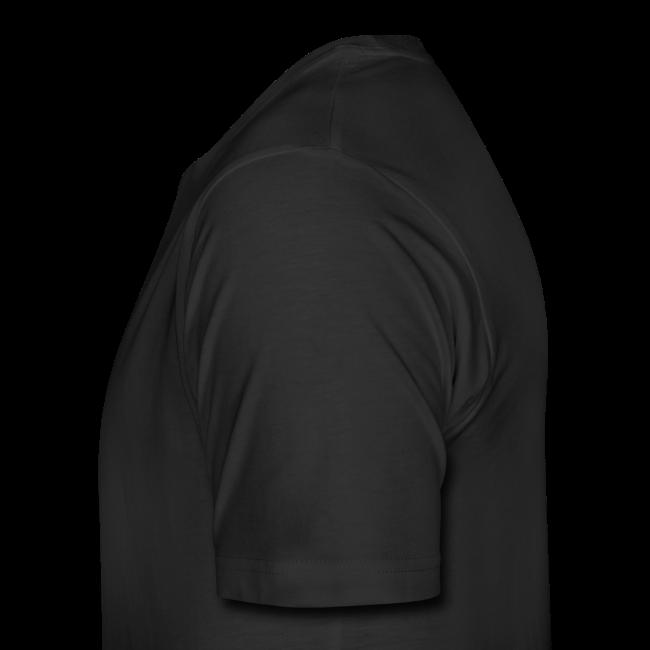 Kingfisher - Expressionist - BLACK shirt