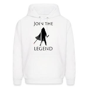 Join the Legend Hoodie - Men's Hoodie
