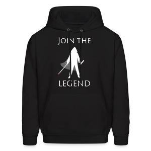 Dark Join the Legend Hoodie - Men's Hoodie