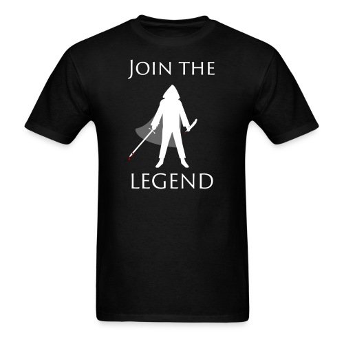 Dark Join the Legend Shirt - Men's T-Shirt