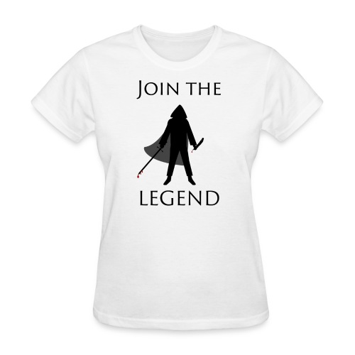 Women's Join the Legend Shirt - Women's T-Shirt