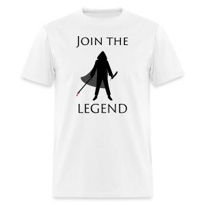 Join the Legend Shirt - Men's T-Shirt