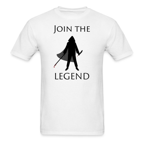 Join the Legend Shirt - Men's T-Shirt