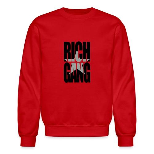 rich gang sweater  - Crewneck Sweatshirt
