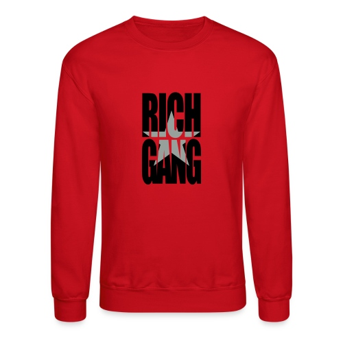rich gang sweater  - Crewneck Sweatshirt