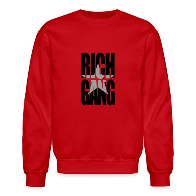 rich gang sweater