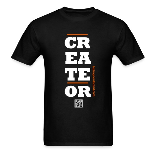 Create Or - Men's T-Shirt