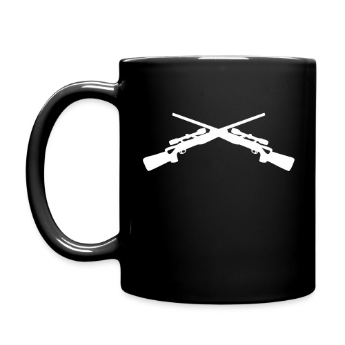 Mens hunting coffee mug. - Full Color Mug