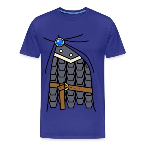 Brave Warrior Armor - Men's Premium T-Shirt
