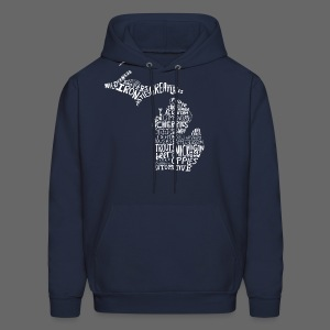 What Makes Up Michigan - Men's Hoodie
