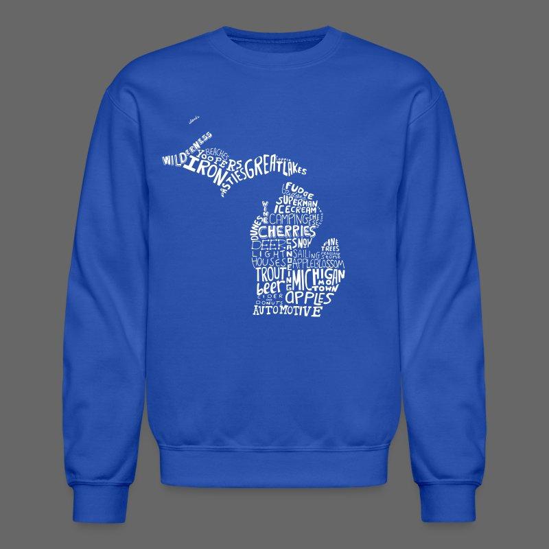 What Makes Up Michigan - Crewneck Sweatshirt