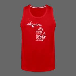 What Makes Up Michigan - Men's Premium Tank