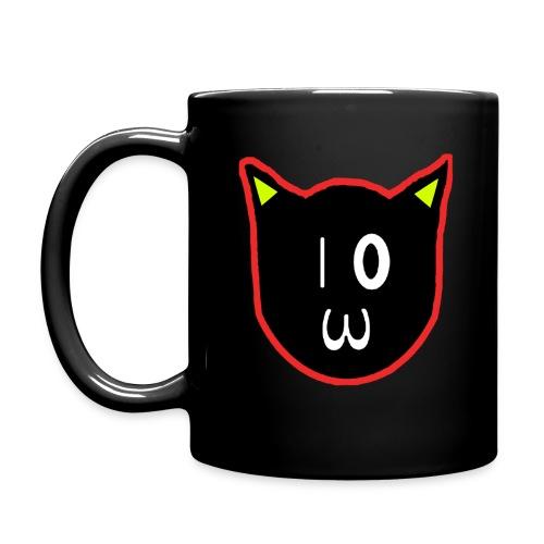 Creepy Cat Mug - Full Color Mug