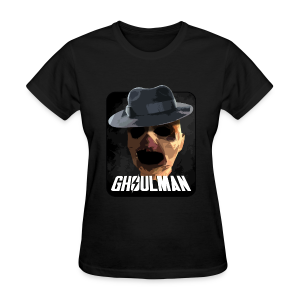 Ghoulman (Girls) - Women's T-Shirt