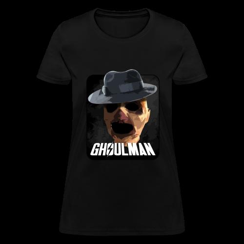 Ghoulman (Girls) - Women's T-Shirt
