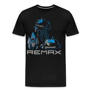Remax T-shirt - Men's Premium T-Shirt