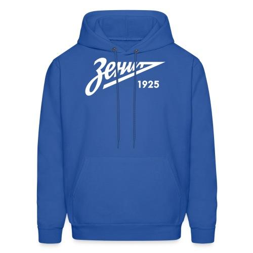 Zenit Russian Soccer Hooded Sweatshirt - Men's Hoodie