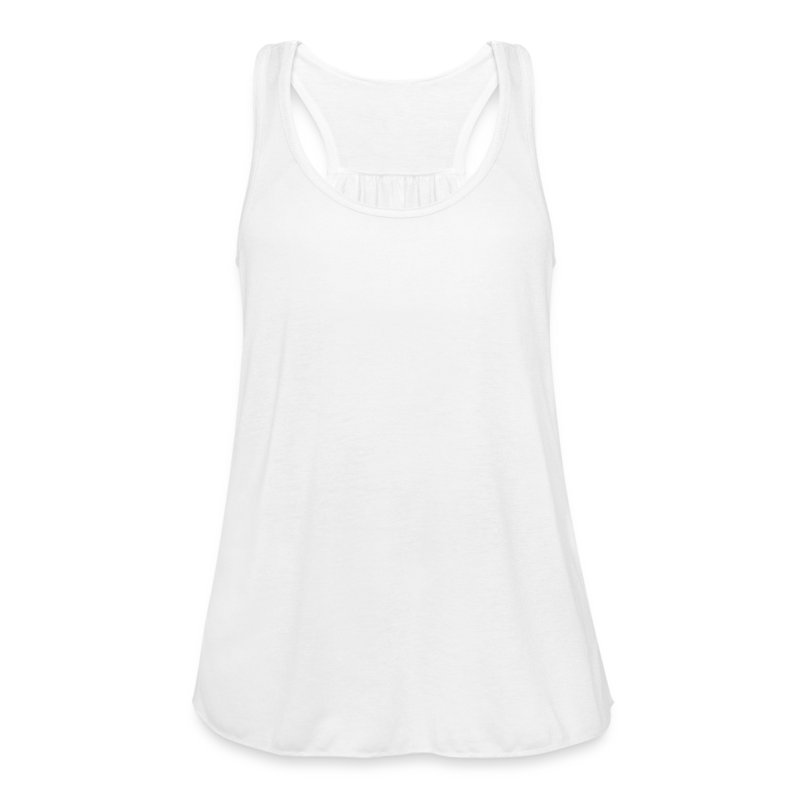 Flowy Tank - White - Sexy Loser - Women's Flowy Tank Top by Bella