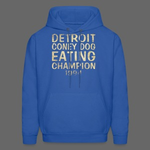 Coney Dog Eating Champion - Men's Hoodie