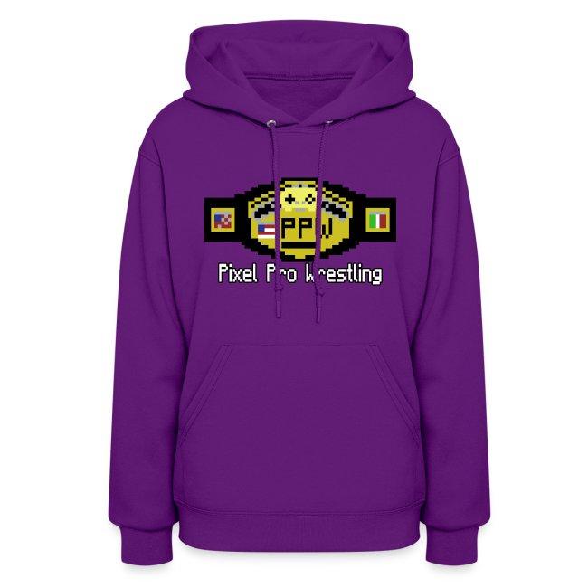 Women's Pixel Pro Wrestling Hoodie | Women's Hoodie