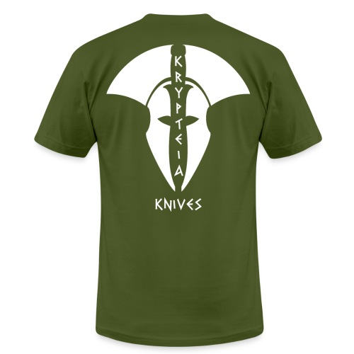 Krypteia t-shirt - Men's  Jersey T-Shirt