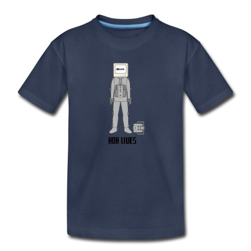 Bob LIVES! - Toddler Premium T-Shirt
