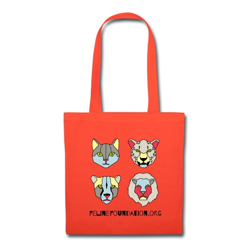 The Feline Foundation Tote - Tote Bag
