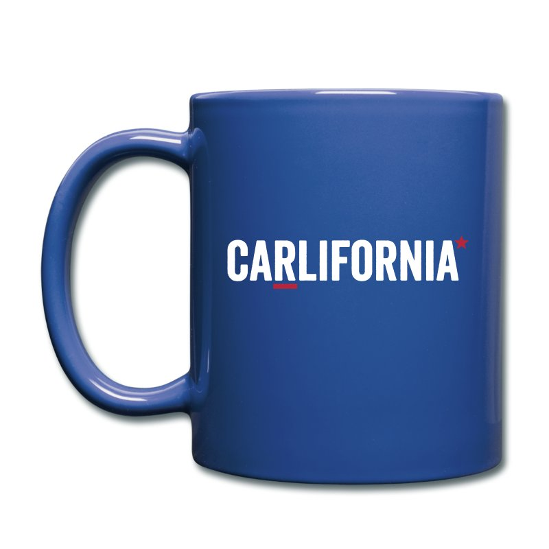 Carlifornia - Full Color Mug