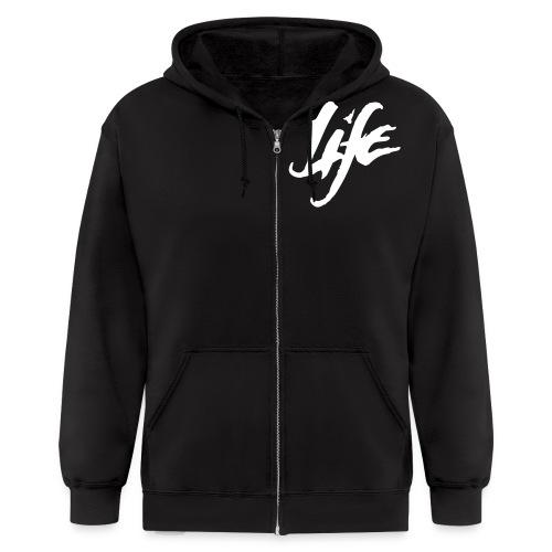 Life - Men's Zip Hoodie