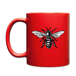 Honey Bee Two-Color Black&White