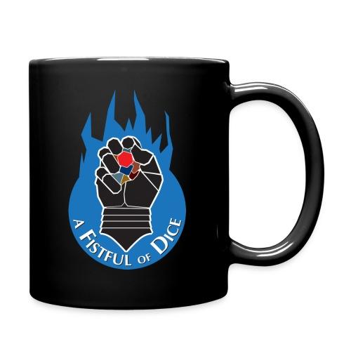 A Fistful of Dice Ceramic Mug - Full Color Mug