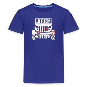 Kids Jeep Stuff - Kids' Premium T-Shirt