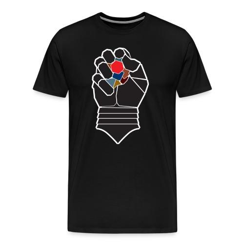 Arcane Gauntlet T-Shirt (Men's) - Men's Premium T-Shirt
