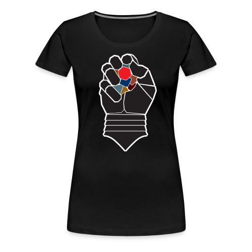Arcane Gauntlet T-Shirt (Women's) - Women's Premium T-Shirt