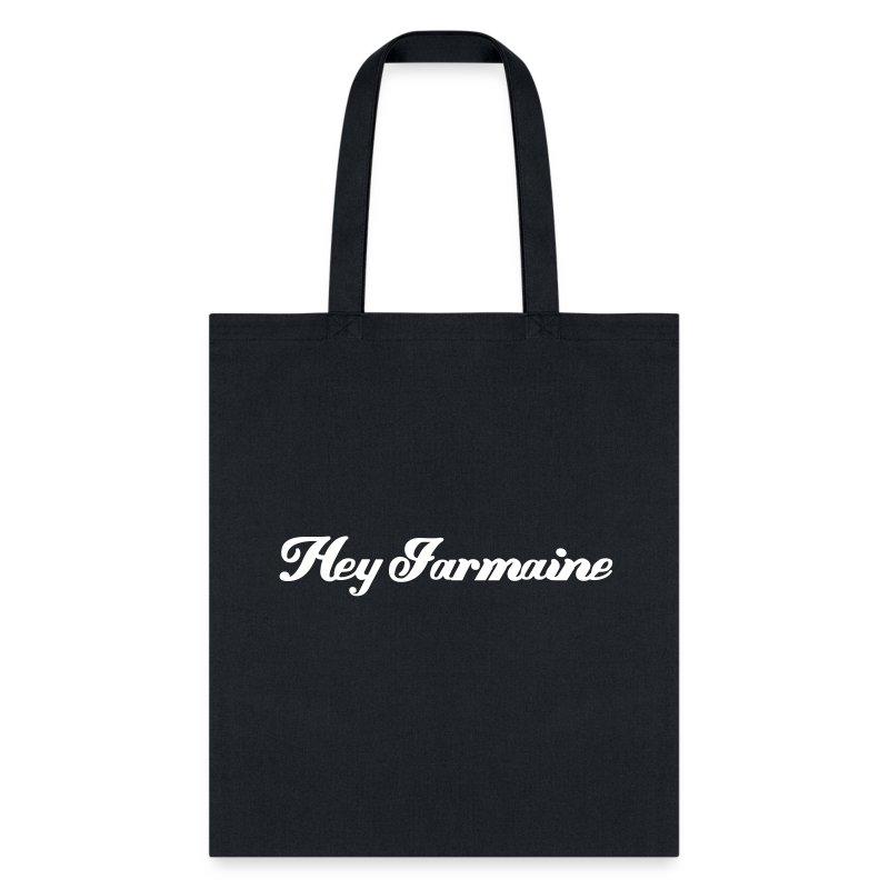 Hey Jarmaine Tote - Tote Bag