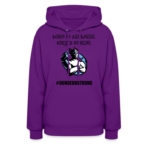 Thor forged in iron - Women's Hoodie