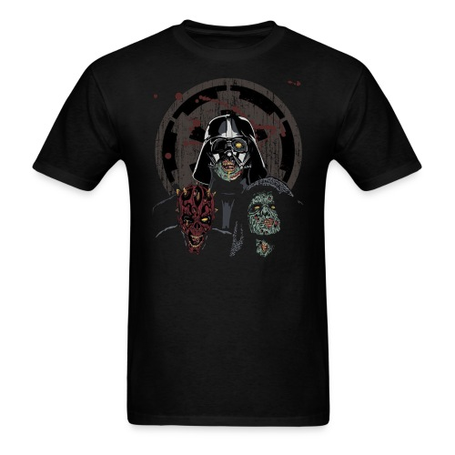 Zombie Empire - Men's T-Shirt