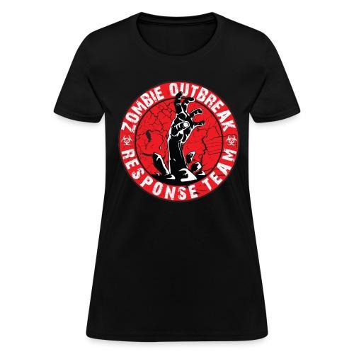 Outbreak Response Team - Women's T-Shirt