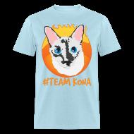 T-Shirts ~ Men's T-Shirt ~ Men's T-Shirt #TeamKona