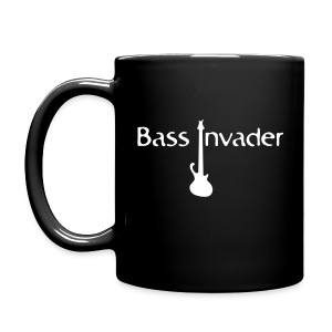 Bass Invader Coffee Cup - Full Color Mug