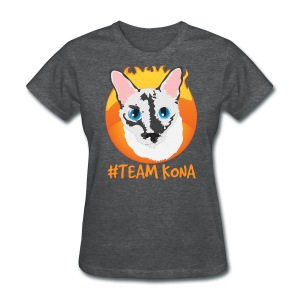 Women's T-Shirt #TeamKona - Women's T-Shirt