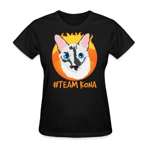 Women's T-Shirt #TeamKona - Women's T-Shirt