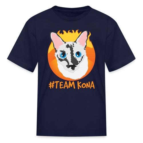 Kids T-Shirt #TeamKona - Kids' T-Shirt