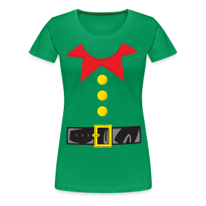 Santa's Helper - Women's Premium T-Shirt