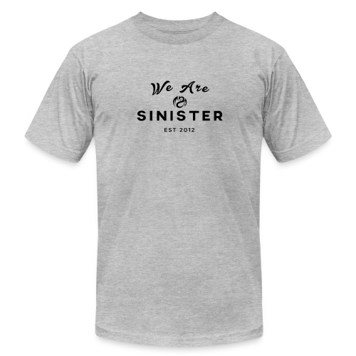 SiN We are - Men's Fine Jersey T-Shirt