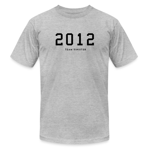 SiN 2012 - Men's Fine Jersey T-Shirt