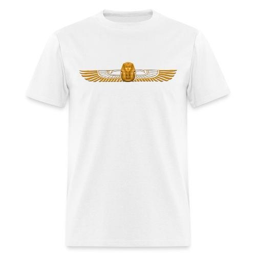 Winged Golden Pharaoh - Men's T-Shirt