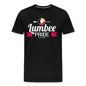 Classic Lumbee Pride Tee - Men's Premium T-Shirt