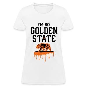 Golden State - Women's T-Shirt