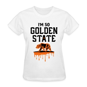 Golden State - Women's T-Shirt